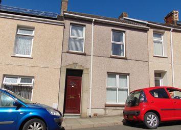 Thumbnail 3 bedroom terraced house for sale in Bigyn Road, Llanelli