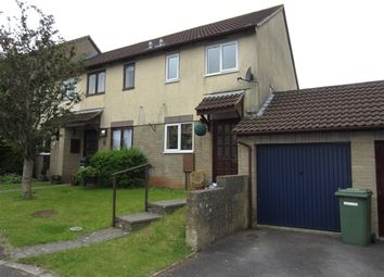 Thumbnail 2 bed terraced house to rent in Naisholt Road, Shepton Mallet