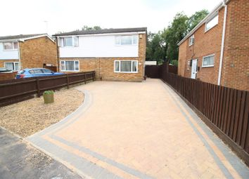 Thumbnail 3 bed semi-detached house for sale in Priors Close, Rushden