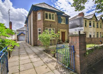 Thumbnail 4 bed detached house for sale in Heathwood Road, Heath, Cardiff