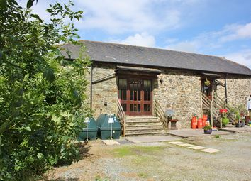 Thumbnail 4 bed barn conversion to rent in Milton Abbot, Near Tavistock