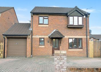 Thumbnail 3 bed detached house for sale in Howes Close, Barrs Court, Bristol