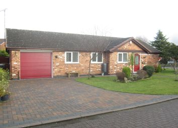 Thumbnail 3 bed bungalow for sale in Mulcaster Court, Haslington, Crewe