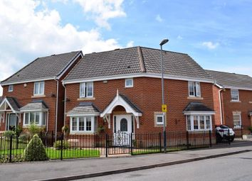 Thumbnail 3 bed detached house for sale in Lilleburne Drive, Nuneaton