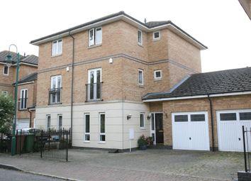 Thumbnail 4 bed semi-detached house for sale in Stanton Square, Hampton Hargate, Peterborough