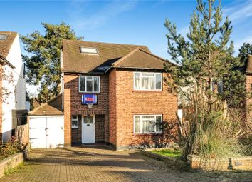 Thumbnail 4 bed property for sale in Murray Crescent, Pinner, Middlesex