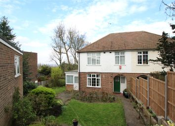 Thumbnail 3 bed semi-detached house for sale in Constitution Rise, Shooters Hill