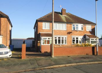 Thumbnail 3 bed semi-detached house for sale in Irwell Road, Warrington