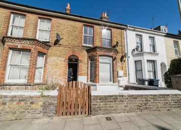 Thumbnail 3 bedroom flat for sale in Nelson Road, Whitstable