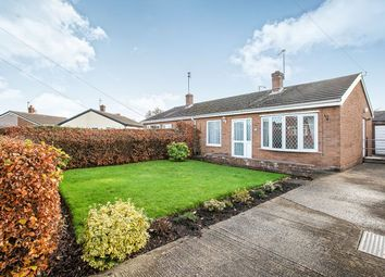 Thumbnail 2 bed bungalow for sale in Holker Close, Hoghton, Preston