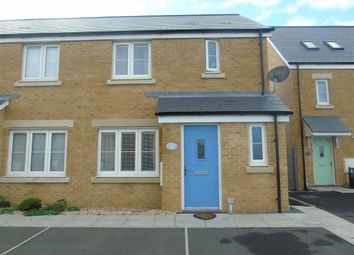 3 bed end terrace house for sale in Ffordd Y Meillion, The Links, Llanelli SA15