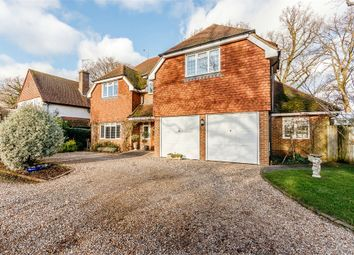 5 bed detached house for sale in Wey Manor Road, New Haw, Addlestone, Surrey KT15