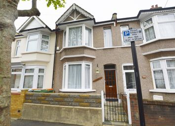 Thumbnail 3 bed terraced house for sale in Caulfield Road, East Ham, London