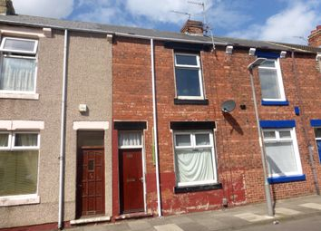 Thumbnail 2 bed terraced house for sale in Thirlmere Street, Hartlepool