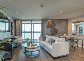 Thumbnail 1 bed flat for sale in The River Gardens, Banning Street, Royal Greenwich