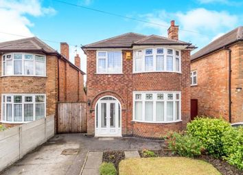 Thumbnail 3 bedroom detached house for sale in Hambledon Drive, Nottingham, Nottinghamshire, Hambledon Drive