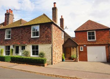 Thumbnail 4 bed end terrace house for sale in Town Road, Canterbury