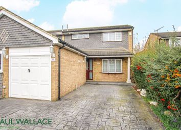 Thumbnail 5 bed semi-detached house for sale in Lammasmead, Broxbourne