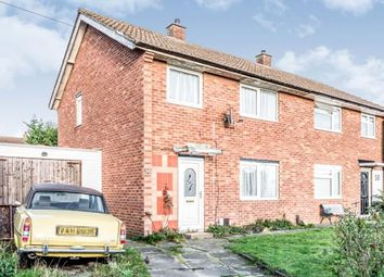 Thumbnail 3 bed semi-detached house for sale in Queens Crescent, Clapham, Bedford, Bedfordshire