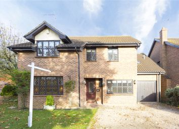 Thumbnail 5 bed detached house for sale in Berry Close, Langdon Hills, Essex