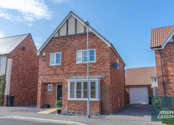 Thumbnail 4 bed detached house for sale in Barberry Drive, Wilstock Village, Bridgwater