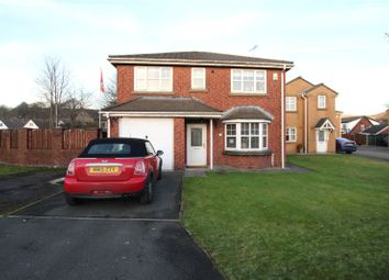 Thumbnail 4 bed detached house for sale in The Stables, Whitworth, Rochdale