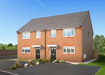 "Thumbnail 3 bed property for sale in ""The Cypress At The Avenue"" at Radwinter Avenue, Wickford"