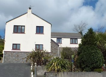 Thumbnail 4 bedroom detached house for sale in Strawberry Gardens, Penally, Tenby