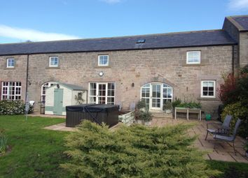 Thumbnail 4 bed barn conversion for sale in North Charlton, Chathill