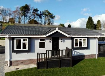 Thumbnail 2 bed mobile/park home for sale in The Meadows, Claverley, Wolverhampton