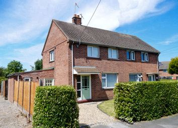 Thumbnail 2 bed semi-detached house to rent in Wardle Avenue, Wardle, Nantwich