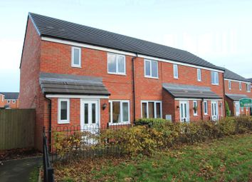 Thumbnail 3 bed end terrace house for sale in Fieldhouse Way, Stafford