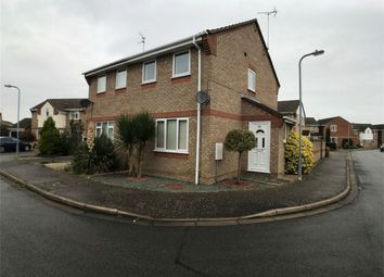 Thumbnail 2 bed semi-detached house to rent in Marigolds, Deeping St James, Peterborough, Lincolnshire