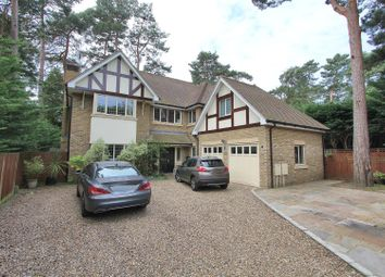 Thumbnail 6 bed detached house for sale in Wood Riding, Pyrford Woods, Pyrford, Woking
