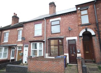 Thumbnail 2 bed terraced house to rent in Frederick Street, Stapenhill, Burton-On-Trent