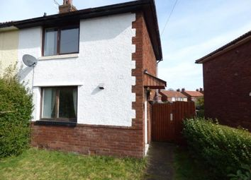 Thumbnail 2 bed semi-detached house for sale in Marina Crescent, Carlisle, Cumbria