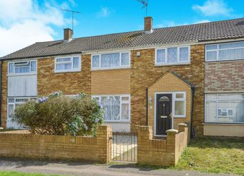 Thumbnail 3 bed terraced house for sale in Buckfast Avenue, Bletchley, Milton Keynes