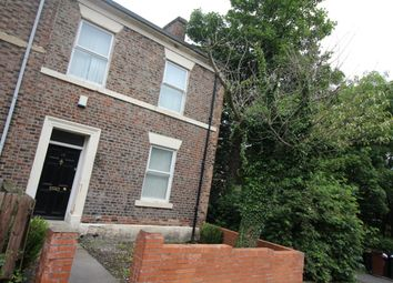 Thumbnail 3 bed terraced house to rent in Lancaster Street, Newcastle Upon Tyne