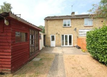 Thumbnail 2 bedroom end terrace house to rent in Coxdean, Epsom