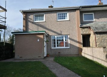 Thumbnail 3 bed end terrace house for sale in 10 Westgarth Court, Kirkby Stephen, Cumbria