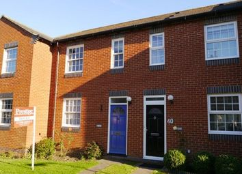 Thumbnail 3 bed terraced house to rent in Priory Street, Newport Pagnell