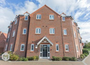 Thumbnail 2 bed flat for sale in Sampson Close, Chorley