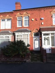 Thumbnail 2 bedroom terraced house to rent in Selsey Road, Edgbaston, Birmingham