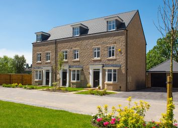 "Thumbnail 4 bedroom end terrace house for sale in ""Millwood"" at Sandbeck Lane, Wetherby"