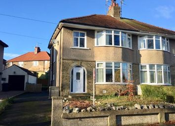 Thumbnail 3 bed semi-detached house for sale in Barton Road, Lancaster, Lancashire