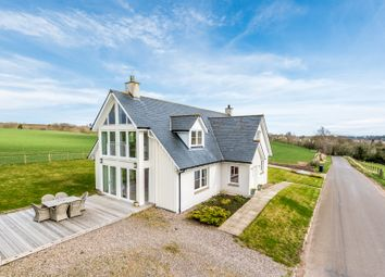 Thumbnail 5 bed detached house for sale in Baldoukie, Tannadice, By Forfar