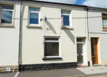 Thumbnail 3 bed terraced house for sale in Yew Street, Troedyrhiw, Merthyr Tydfil