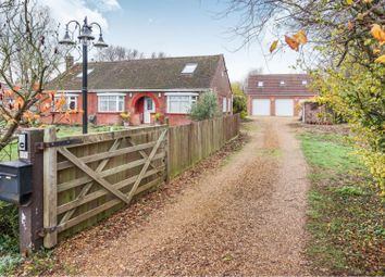 Thumbnail 4 bed detached house for sale in Church Road, Tilney St Lawrence, King's Lynn