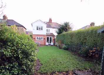 Thumbnail 3 bed semi-detached house for sale in South Oak Lane, Wilmslow