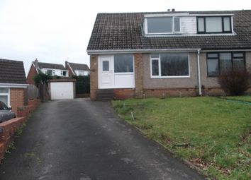 Thumbnail 3 bed semi-detached house to rent in Lampards Close, Bradford